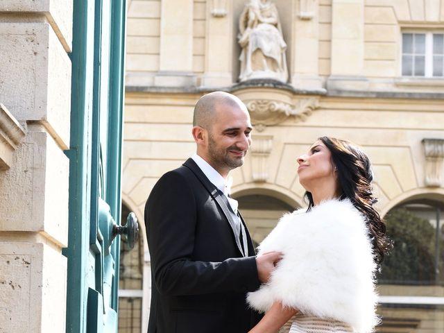 Le mariage de Lionel et Léna à Boulogne-Billancourt, Hauts-de-Seine 8