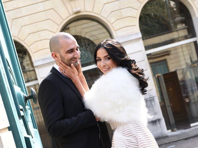 Le mariage de Lionel et Léna à Boulogne-Billancourt, Hauts-de-Seine 9