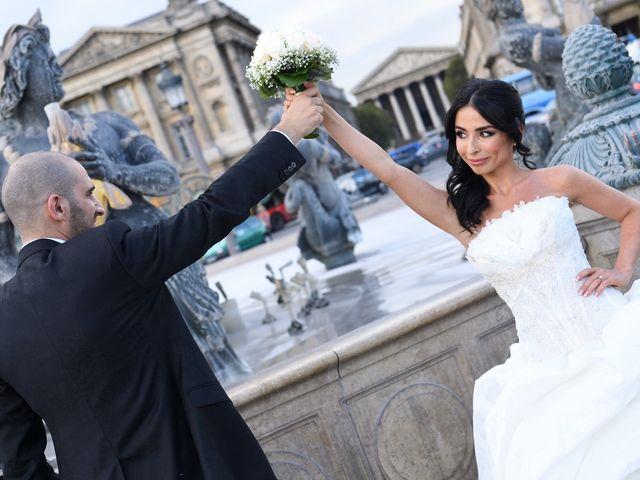 Le mariage de Lionel et Léna à Boulogne-Billancourt, Hauts-de-Seine 30