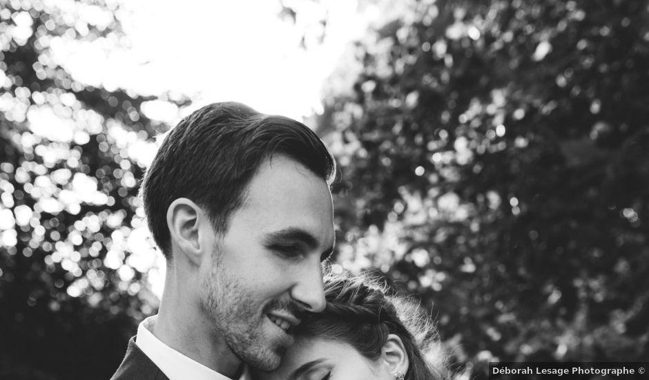 Le mariage de Florian et Odile à Nogent-le-Roi, Eure-et-Loir