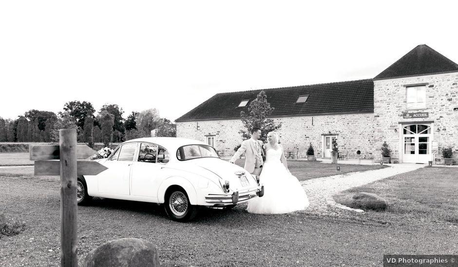 Le mariage de Loïc et Claire à La Chapelle-Gauthier, Seine-et-Marne