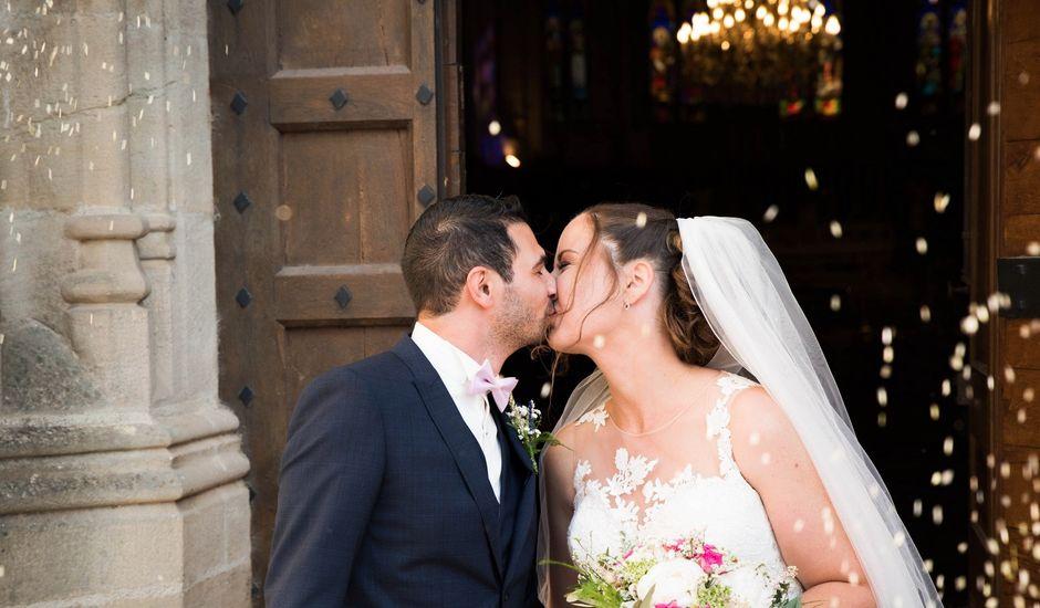Le mariage de Romain et Elodie à Lodève, Hérault