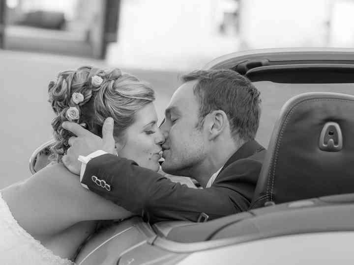 Le mariage de Mathilde et Chris