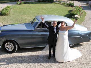 Le mariage de Mélanie et Patrice 1