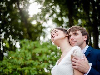 Le mariage de Mathilde et Nathan