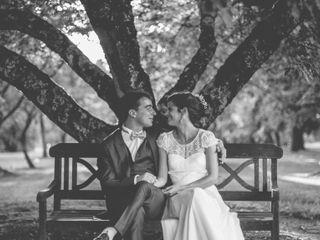 Le mariage de Gaëlle et Vincent