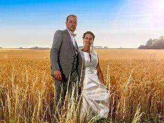 Le mariage de François  et Julie 1