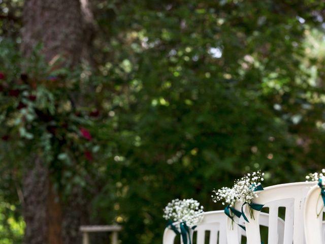 Le mariage de Gustavo et Marion à Lalouvesc, Ardèche 9