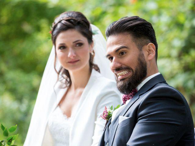 Le mariage de Gustavo et Marion à Lalouvesc, Ardèche 11