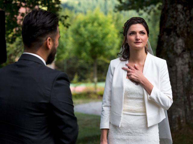 Le mariage de Gustavo et Marion à Lalouvesc, Ardèche 13
