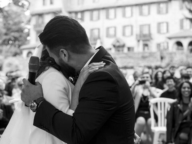 Le mariage de Gustavo et Marion à Lalouvesc, Ardèche 16