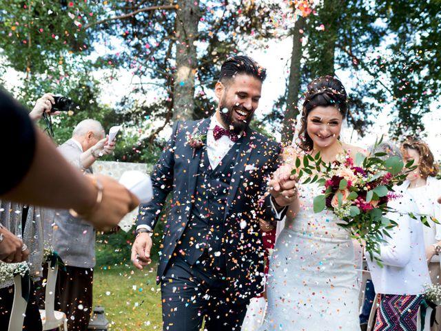 Le mariage de Gustavo et Marion à Lalouvesc, Ardèche 20
