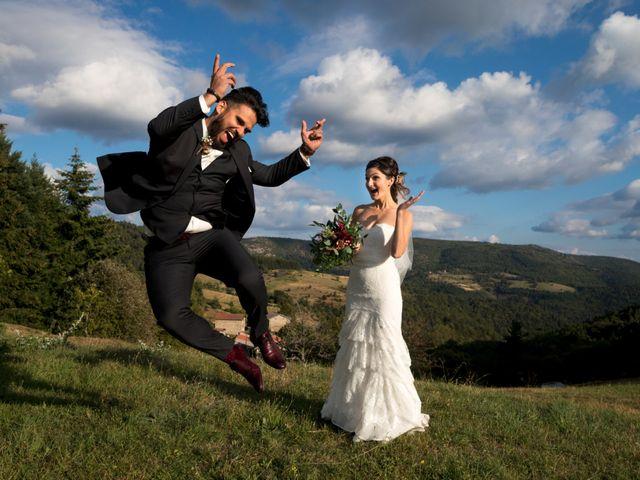 Le mariage de Gustavo et Marion à Lalouvesc, Ardèche 22