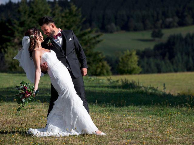 Le mariage de Gustavo et Marion à Lalouvesc, Ardèche 23
