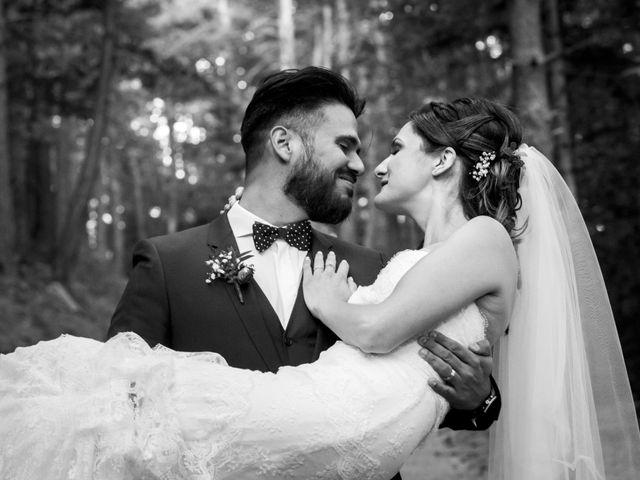 Le mariage de Gustavo et Marion à Lalouvesc, Ardèche 27