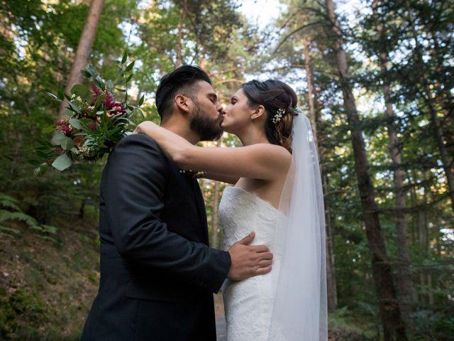 Le mariage de Gustavo et Marion à Lalouvesc, Ardèche 28