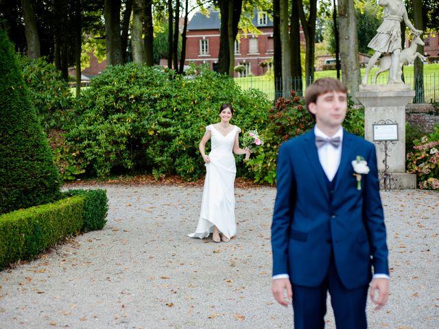 Le mariage de Nathan et Mathilde à Friaucourt, Somme 2