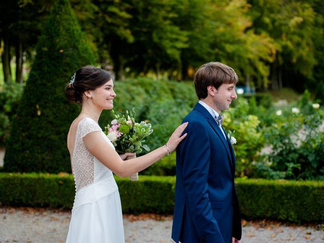 Le mariage de Nathan et Mathilde à Friaucourt, Somme 3