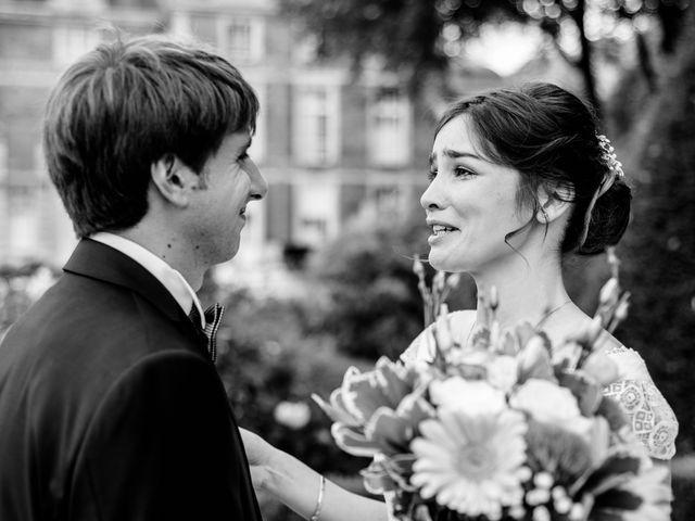 Le mariage de Nathan et Mathilde à Friaucourt, Somme 8