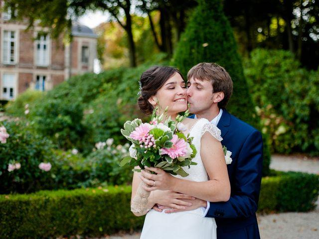 Le mariage de Nathan et Mathilde à Friaucourt, Somme 9