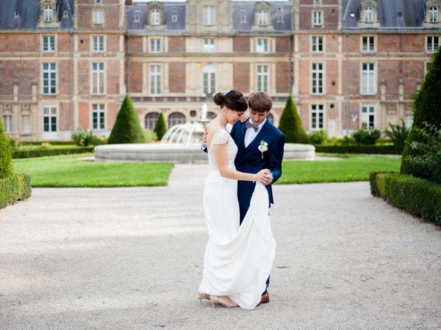 Le mariage de Nathan et Mathilde à Friaucourt, Somme 13