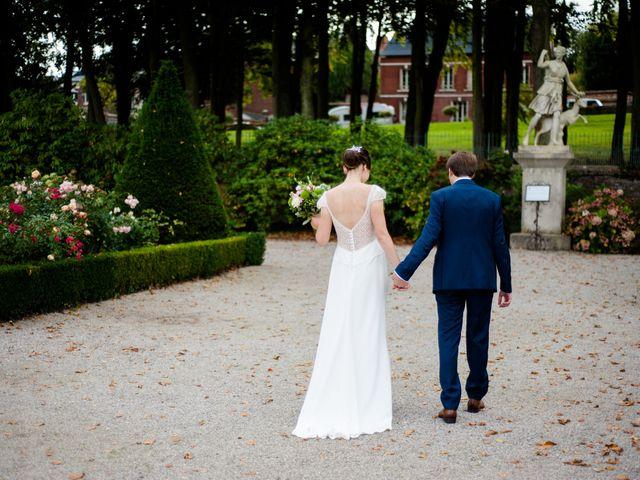 Le mariage de Nathan et Mathilde à Friaucourt, Somme 20
