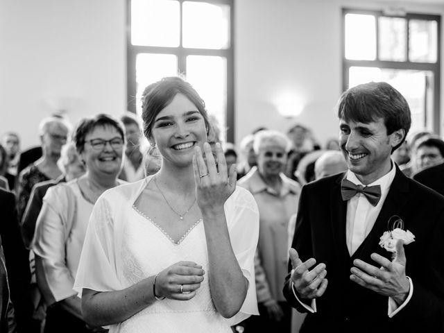 Le mariage de Nathan et Mathilde à Friaucourt, Somme 29