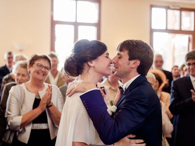 Le mariage de Nathan et Mathilde à Friaucourt, Somme 30