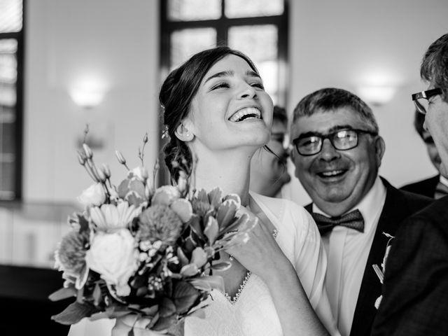 Le mariage de Nathan et Mathilde à Friaucourt, Somme 33