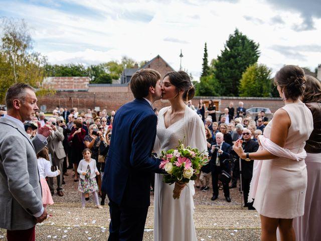Le mariage de Nathan et Mathilde à Friaucourt, Somme 34