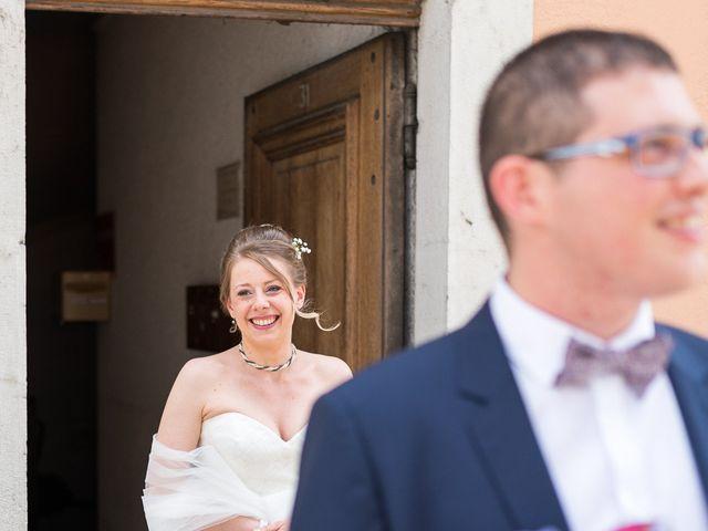 Le mariage de Tifany et Nicolas à Voiron, Isère 67