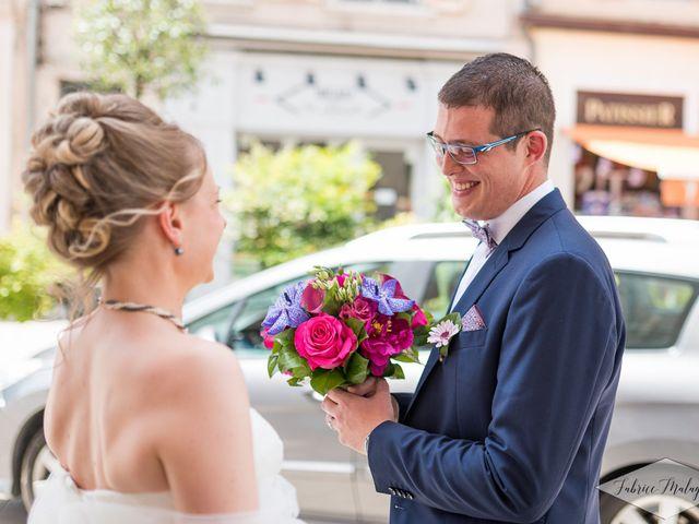 Le mariage de Tifany et Nicolas à Voiron, Isère 68