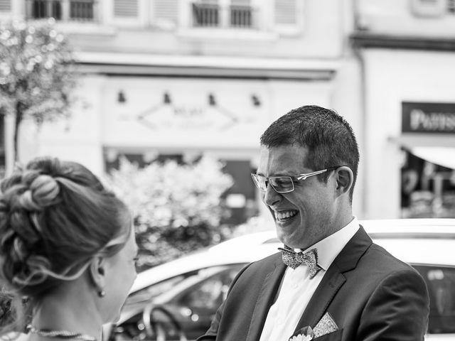 Le mariage de Tifany et Nicolas à Voiron, Isère 69
