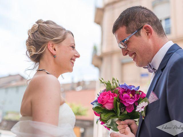 Le mariage de Tifany et Nicolas à Voiron, Isère 71