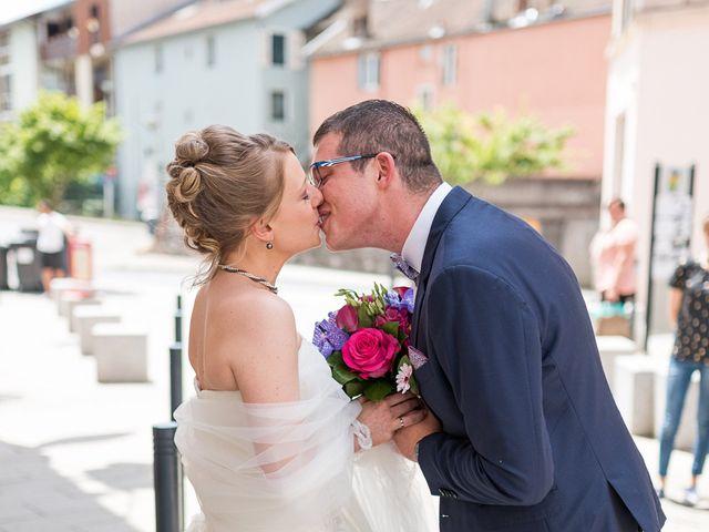 Le mariage de Tifany et Nicolas à Voiron, Isère 72