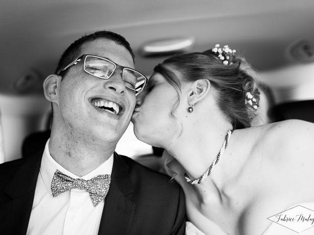 Le mariage de Tifany et Nicolas à Voiron, Isère 77