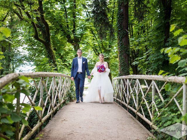Le mariage de Tifany et Nicolas à Voiron, Isère 79