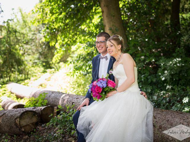 Le mariage de Tifany et Nicolas à Voiron, Isère 87
