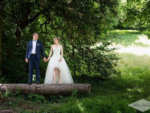 Le mariage de Tifany et Nicolas à Voiron, Isère 91