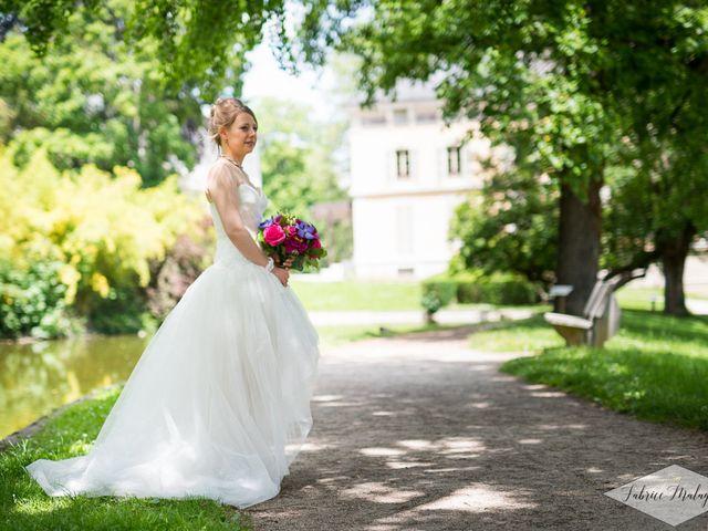 Le mariage de Tifany et Nicolas à Voiron, Isère 100