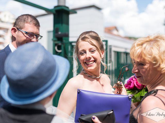 Le mariage de Tifany et Nicolas à Voiron, Isère 120