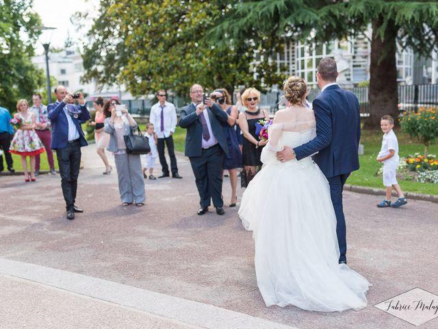 Le mariage de Tifany et Nicolas à Voiron, Isère 122