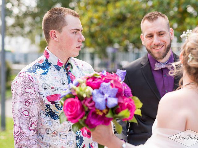 Le mariage de Tifany et Nicolas à Voiron, Isère 124