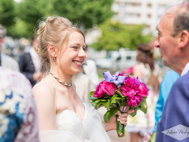 Le mariage de Tifany et Nicolas à Voiron, Isère 125