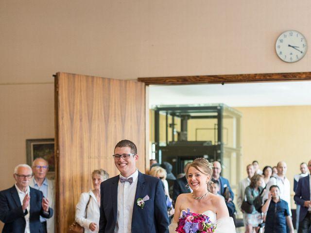 Le mariage de Tifany et Nicolas à Voiron, Isère 131