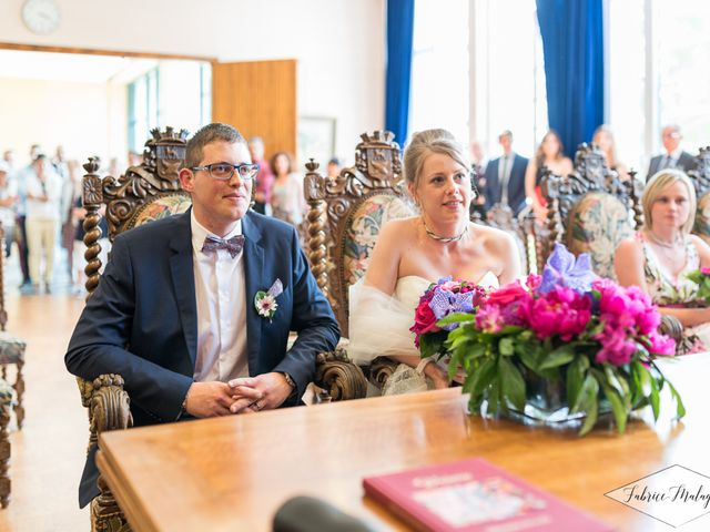 Le mariage de Tifany et Nicolas à Voiron, Isère 132
