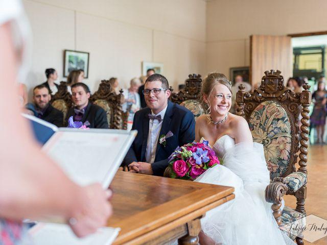Le mariage de Tifany et Nicolas à Voiron, Isère 133