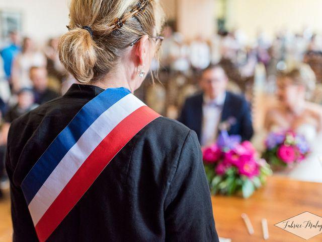 Le mariage de Tifany et Nicolas à Voiron, Isère 135