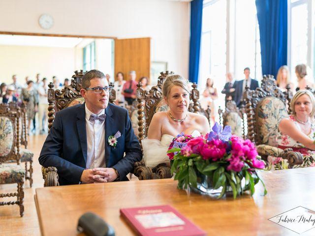 Le mariage de Tifany et Nicolas à Voiron, Isère 137