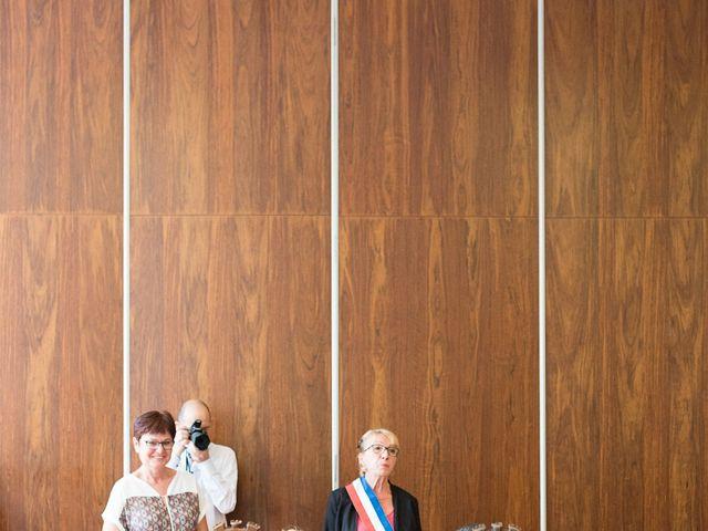 Le mariage de Tifany et Nicolas à Voiron, Isère 139